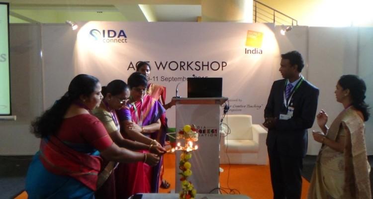 Teachers Workshop at Adhyapan