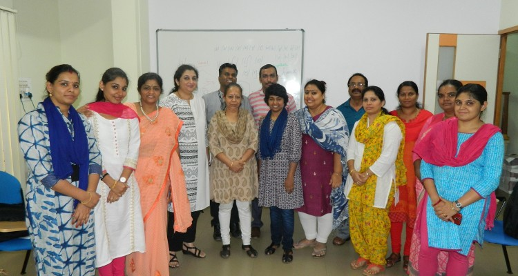 Two-Day Workshop on Creating Creative Teachers of English @ ACT