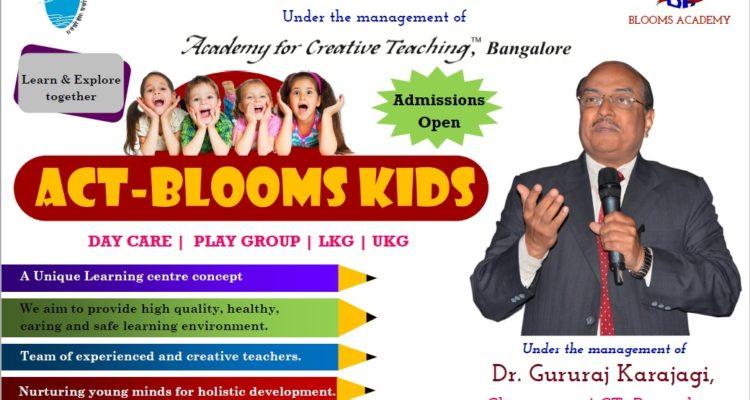 ACT- Blooms Pre-School, Bagepalli