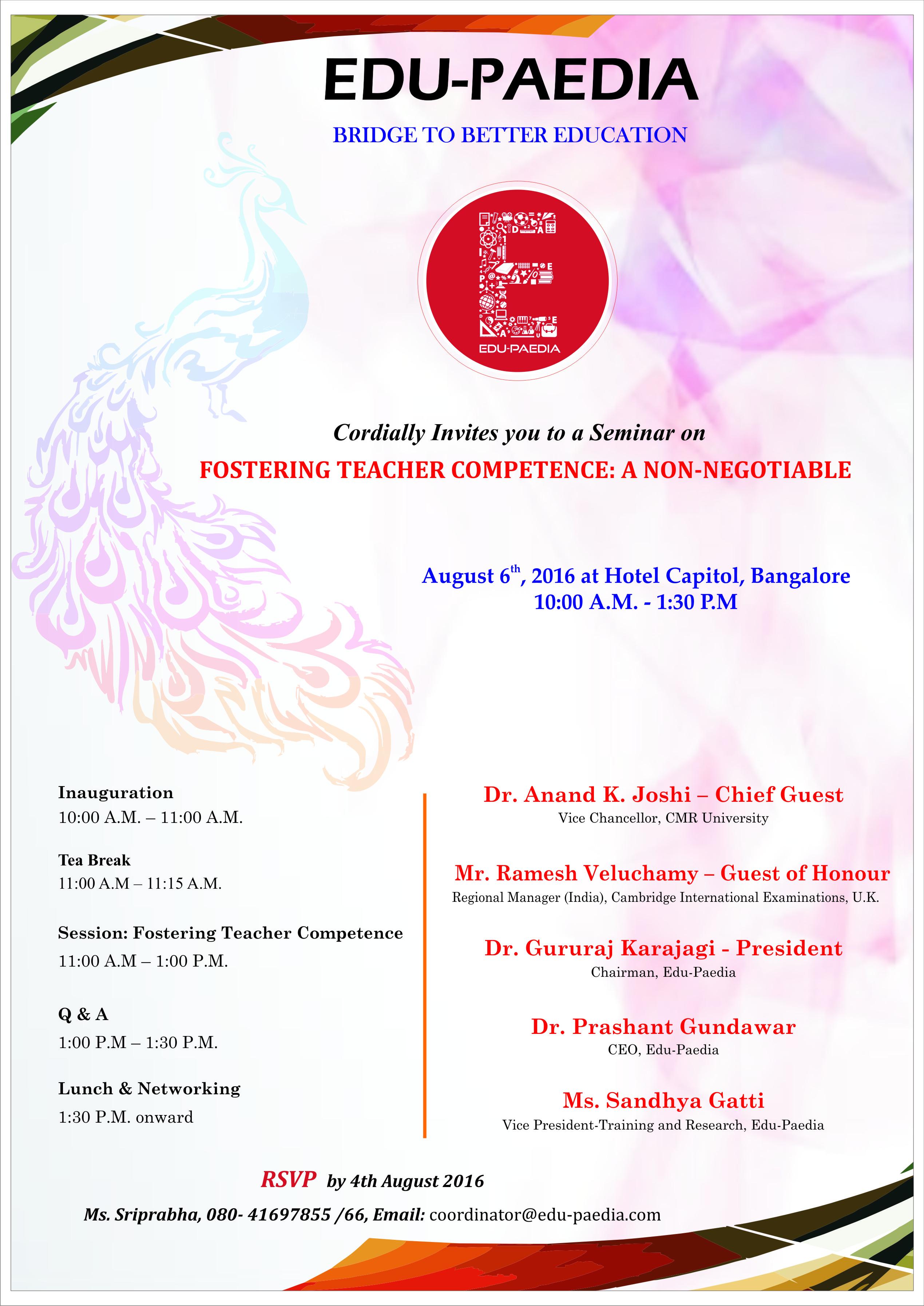 Invite-Aug 6